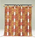 現品限り 印度更紗模様 日本製 国産 送料無料 代引き手数料無料 <京都商工会議所会頭賞受賞>シルクロードの風合いが見事に織りなされています 現品限り 帷子 帳