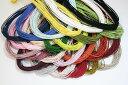 正絹無地レース糸 10本組 組紐 組み紐 組みひも くみ紐 くみひも クミヒモ オリジナル
