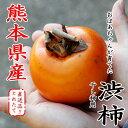 送料無料 熊本県産 干し柿用 渋柿 8キロ 無農薬品 数量限定 甘さ抜群 あんぽ柿 02P05Sep15
