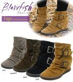 【 Blowfish ブローフィッシュ アンクルブーツ 】 Tugo PUショートブーツ ブーティー 【正規品】