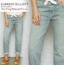 カレントエリオット Current/Elliott レディース ボトムス ジーンズ【The Boyfriend jeans】【送料無料】【正規品】