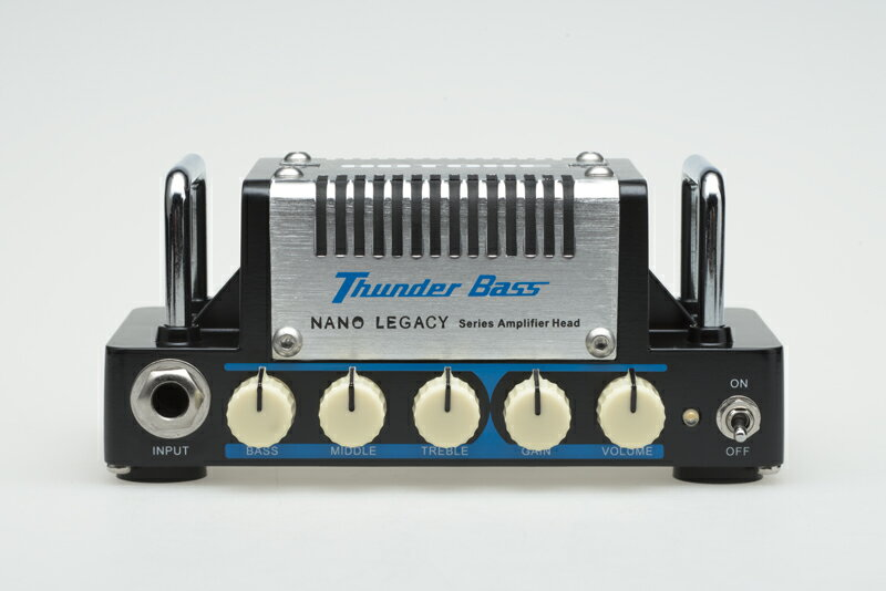 HOTONE / Thunder Bass(サンダー・ベースアンプヘッド) 【正規輸入品】