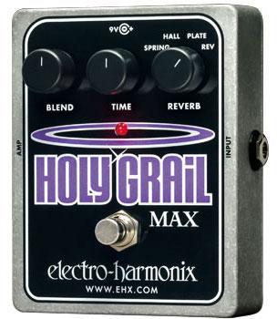 electro-harmonix / Holy Grail Max 【正規輸入品】