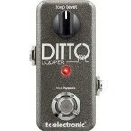 tc electronic / Ditto Looper