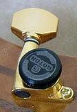 GOTOH SG360-07-L  MG-T ゴールド(裏側は黒塗装済み) 3x3
