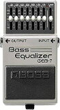 BOSS Bass Equarizer GEB-7