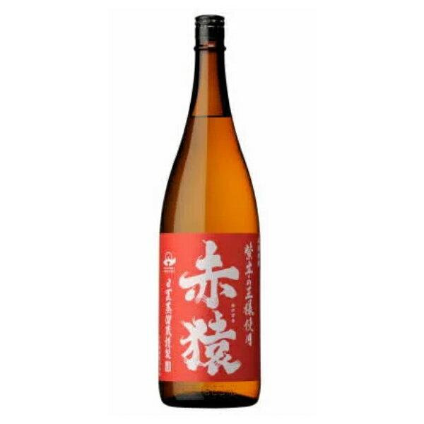 赤猿 25度 1800ml 芋焼酎【小正醸造】