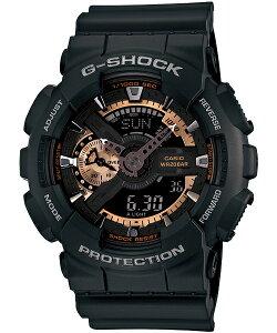 【正規品】 CASIO G-SHOCK カシオ Gショック Rose Gold Series ローズゴールドシリーズ メンズ腕時計 GA-110RG-1AJF