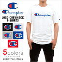 チャンピオン Tシャツ CHAMPION T-SHIRTS メンズ 大きいサイズ USAモデル リバースウィーブ ロゴ 半袖 tシャツ ヘビーウェイト レディース メール便あす楽対応楽天カード分割