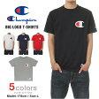 ショッピングSHIRTS 20%オフ チャンピオン Tシャツ CHAMPION T-SHIRTS ビッグロゴ Tシャツ メンズ 大きいサイズ champion メール便あす楽対応