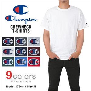 チャンピオン Tシャツ ワンポイント レディース