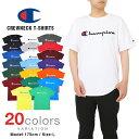 【送料無料】 チャンピオン Tシャツ CHAMPION T-SHIRTS メンズ 大きいサイズ USAモデル ロゴ 半袖 レディース
