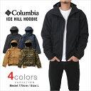 20%オフ! コロンビア ジャケット COLUMBIA 中綿ジャケット メンズ フリース アイスヒルフーディー ICE HILL HOODIE 大きいサイズ