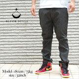 セール BLACK SCALE ブラックスケール BUNDY パンツ (ブラック)