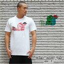 SLOWBUCKS スローバックス THERMAL MAP Tシャツ (ホワイト)NIKE FOAMPOSITE ナイキ フォームポジット