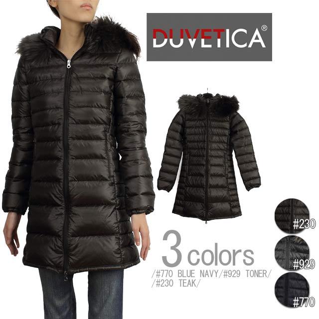 Duvetica Ociroe Black
