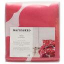 マリメッコ (marimekko) UNIKKO 掛け布団カバー67676 掛け布団カバー 001ホワイト系、レッド系