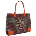 トリーバーチ TORY BURCH ELLA FABRIC ...