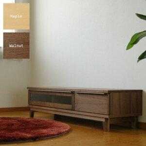 【受注生産】 TVボード 幅153cm OK-SFY ウォールナッ