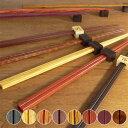 【日本製】天然木の箸 chop sticks -adult use- パープルハート YK10-001-6 yamatojapan ヤマト工芸