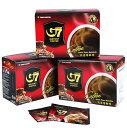 ベトナムコーヒー ブラックコーヒー G7 インスタントコーヒー 30g(2g×15袋)3箱セッ