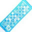 【5%OFF!】新撰組の紋を身に付けて!◆幕末 新撰組フェイスタオルモノグラム(ブルー)