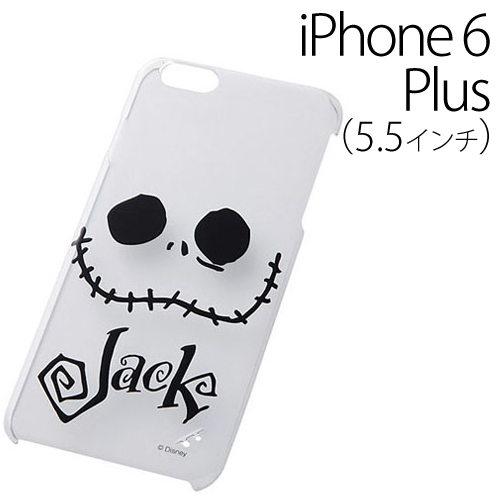 ☆◆ レイ・アウト ディズニー iPhone6 Plus (5.5インチ) 専用 クローズアップ・シェルジャケット/ジャック RT-DP8K/JK【メール便送料無料】【Disneyzone】