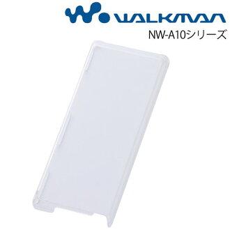 ☆ ◆ 塗層-硬殼夾克系列隨身聽 NW A10/清除 RT-SA10C3/C