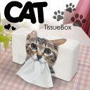 ◆ ねこのしっぽの物語 ねこのティッシュケース キジトラ ME322【ネコ/猫/キャット/インテリア/雑貨/家庭用品/人気】【P20】