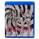 【Blu-ray】☆★Girl's Day 2015 BEST Collection ★Ring M