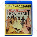 【Blu-ray】☆★少女時代 NEW 2015 BEST Collection★Lion Hear