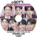 【K-POP DVD】☆★GOT7 2018 World T...