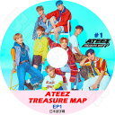 ☆★ATEEZ TREASURE MAP EP01★