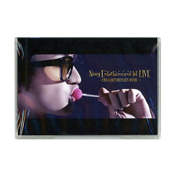 Nissy(西島隆弘) Entertainment 1st LIVE 〜LIVE&DOCUMENTARY MOVIE〜/DVD◆新品Ss【ゆうパケット対応】【即納】