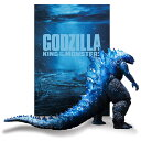 S.H.MonsterArts GODZILLA[2019] Poster Color Ver.+ディスプレイ用バックシート◎新品Ss【即納】【コンビニ受取/郵便局受取対応】