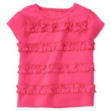 【メール便OK】ジンボリー GYMBOREE ラッフル Tシャツ【選べる 子供服 福袋対象商品B】(ジンボリー 子供服)【楽ギフ包装】【RCP】P25Jan15