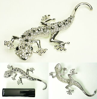 Beauty hair lizard brooch? s Accessories/Accessories/Gecko / geckos used for lizard GECO / Gecko/ゲコー? t? s?