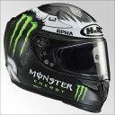 エイチジェイシー HJC R-PHA10 PLUS GHOST FUERAゴーストフュエラ ホルへ・ロレンソ レプリカ フルフェイスヘルメット RSタイチ HJH075