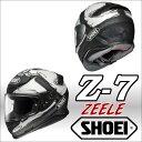 ショウエイ Z-7 ZEELE ゼットセブン ゼーレ フルフェイス ヘルメット SHOEI Z7
