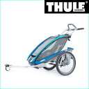 Thule Chariot(スーリー チャリオット) CX1 1人用