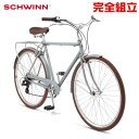 SCHWINN シュウィン 2020年モデル TRAVELER MEN'S トラベラー メンズ クロスバイク