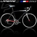 【30%OFF】LAPIERRE(ラピエール)2012 XELIUS 400 FDJ CP/ゼリウス400FDJ CP ロードバイク/完成車【after20130308】