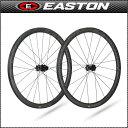 EASTON(イーストン) EC90 SL Disc チューブラーホイール フロント【700C】【ロード用】【カーボン】【ホイール】【自転車用】【bike-ki..