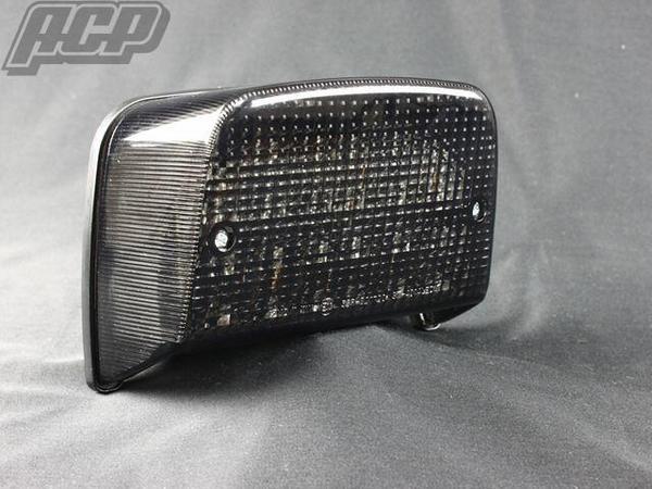 ゼファー400 〜95年 LEDテールランプASSY(スモーク) ACP(エーシーピー)