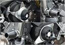 レーシングスライダーセット フレームΦ60(左右セット)&クラッチ側+ジェネレーター側 AGRAS(アグラス) MT-09
