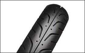 EXEDRA(エクセドラ) G551 2.75-17 W フロント BRIDGESTONE(ブリヂストンタイヤ)