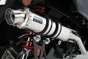 シグナスX SR(CYGNUS-X SR)SEA5J R-EVO(レーシングエヴォ)マフラー ステンレスサイレンサー 政府認証モデル BEAMS(ビームス)