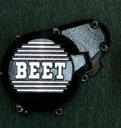ジェネレーターカバー BEET ブラック BEET(ビート) ZRX400/II