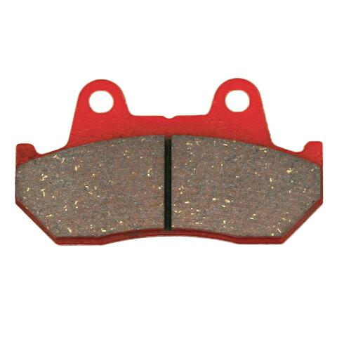 赤パッド(ブレーキパッド)リア用 DAYTONA(デイトナ) ゴールドウイング(GL1500)88〜89年