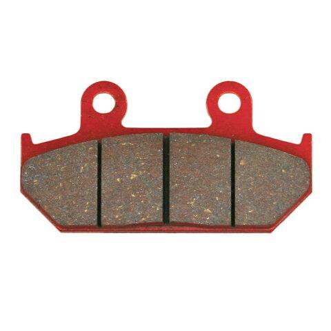 赤パッド(ブレーキパッド)フロント用 DAYTONA(デイトナ) ゴールドウイング(GL1500)88〜89年